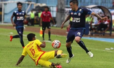 Pelatih Sesalkan Bertoldo Harus Didepak dari Arema FC