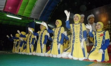 Festival Seni Tradisional Islam (ilustrasi).