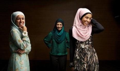 Fesyen Muslim Australia