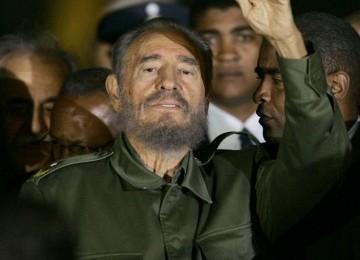 Dikabarkan Sekarat, Fidel Castro Sehat Wal Afiat