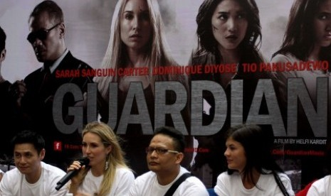 Usai Amerika, Film 'Guardian' Akan Rilis di Jepang