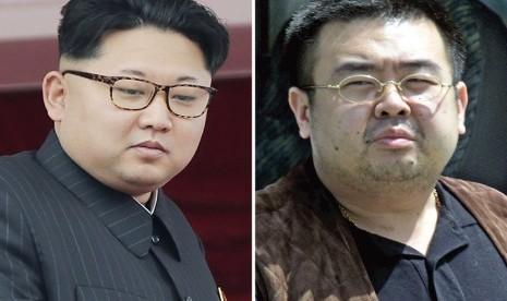 Pembelot Korut Sebarkan Brosur Berita Kim Jong-nam di Perbatasan