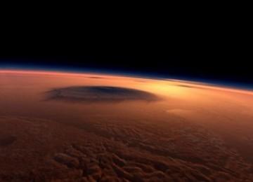 Unsur Kehidupan Ditemukan di Mars