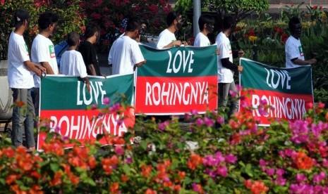 Zalim ke Rohingya, ASEAN Diminta Keluarkan Myanmar