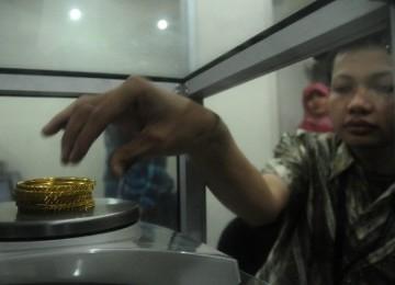Gadai emas