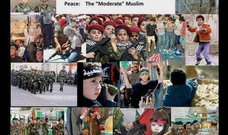 Materi Kontroversi Militer AS (2): Islam Agama Imperialis