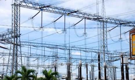 Gardu listrik PLN