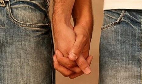 Gay (ilustrasi)