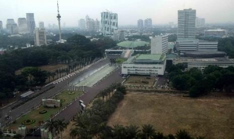 Begini Suasana Sidang Paripurna 'DPR Tandingan' | Republika Online