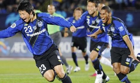 Juara ISL 2014 akan Ditantang Gamba Osaka