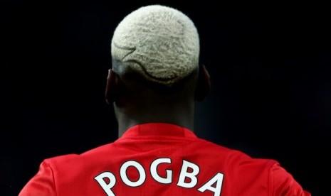 MU tanpa Paul Pogba pada Derby Manchester