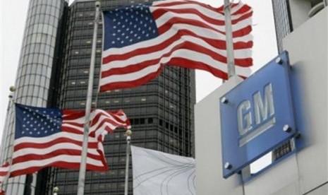 General Motors Tutup Sementara Lima Pabrik di AS