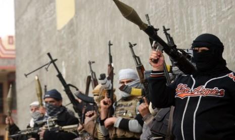 Gerilyawan ISIS