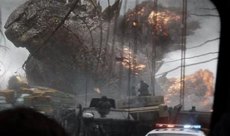 'Godzilla 2' Dipastikan Bakal Lebih Besar dari Film Sebelumnya