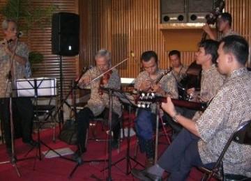 Grup Keroncong asal Solo
