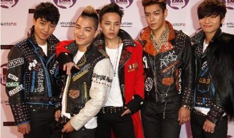 Grup musik asal Korea Selatan, Bigbang.
