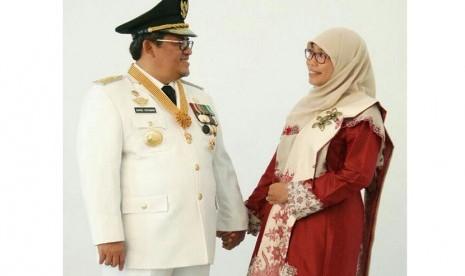Istri Ahmad Heryawan: Dukungan Suami Modal Maju Pilgub Jabar