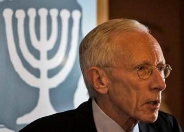 Gubernur Bank Sentral Israel Stanley Fischer