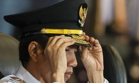 Gubernur DKI Jakarta, Jokowi Widodo alias Jokowi