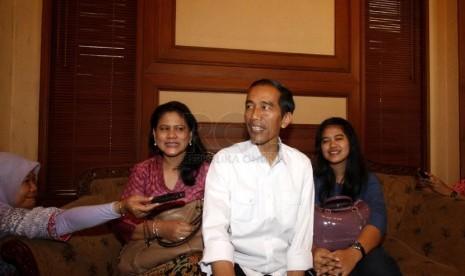 Pesan Jokowi untuk Sang Istri