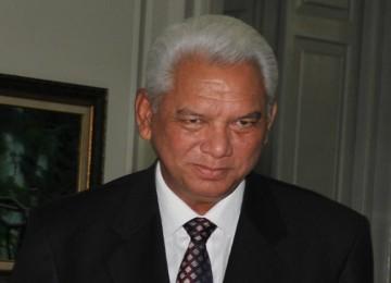 Gubernur Kalimantan Timur (Kaltim), Awang Farouk Ishak
