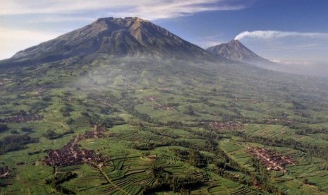 Status Gunung Berapi di Indonesia Gunung Berapi di Indonesia