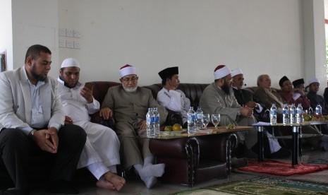 guru besar al azhar kunjungi pesantren Daqu Putri Cikarang
