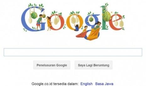 Google pun Ikut Rayakan HUT Kemerdekaan RI