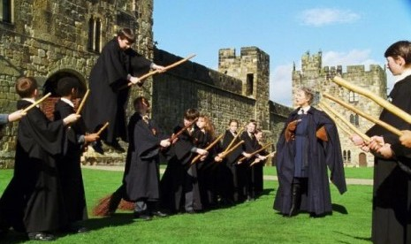 Festival Bertema Harry Potter Segera Hadir di Skotlandia