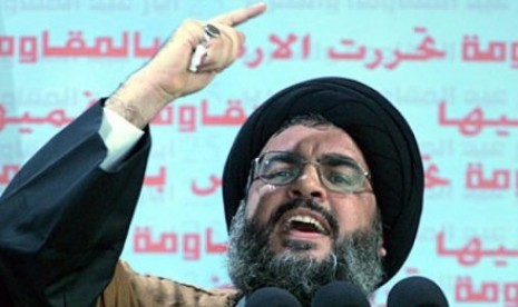 Hassan Nasrallah, pemimpin Hizbullah Libanon