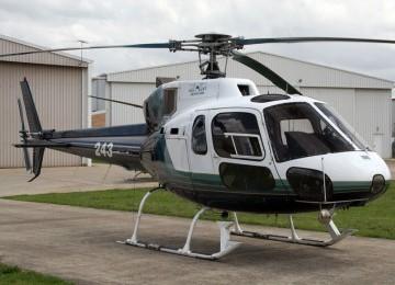 Helikopter, ilustrasi