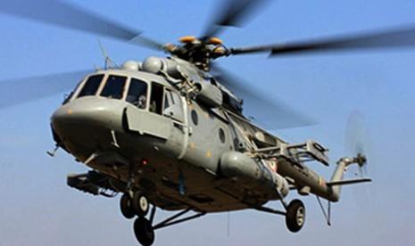 Helikopter Mi-17