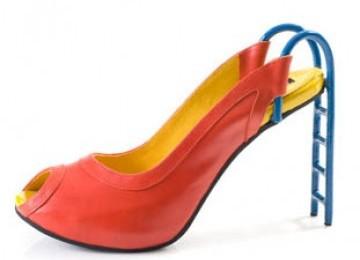 Wew, Inilah High Heels Paling Aneh di Dunia Republika Online
