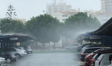 BMKG: Puncak Musim Hujan Terjadi Januari 2013