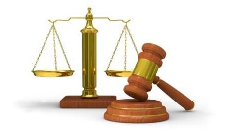 Hukum dan Keadilan (ilustrasi)