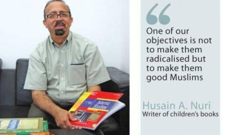 Muslim AS Terbitkan Literatur Islam Khusus Anak Berbahasa Inggris