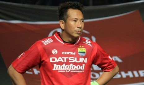 Kiper Persib Dukung Daniel Wenas pada Gim Pertama Final IBL