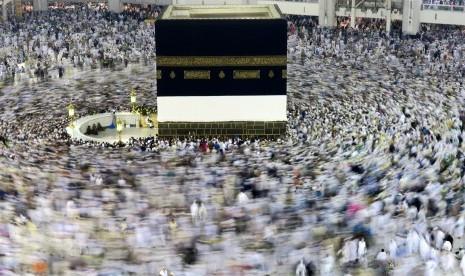 Saudi Beri Kuota Haji Tambahan kepada Iran 35 Persen
