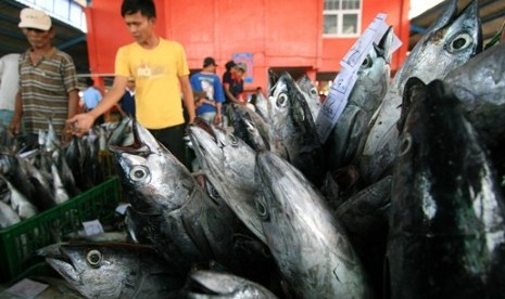 Indonesia Kampanyekan Produk Laut Bebas IUU Fishing