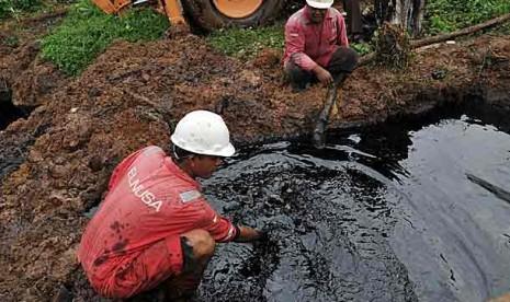 Strategi perdagangan hari minyak mentah