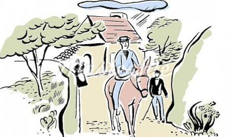 Joha dan Keledai