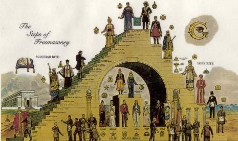Filosofi Gelap Freemasonry Ateis (3-habis)