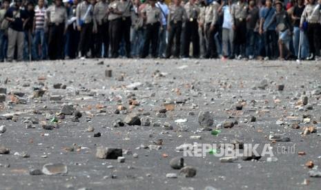 Polisi Tangkap Sembilan Pelaku Tawuran di Manggarai