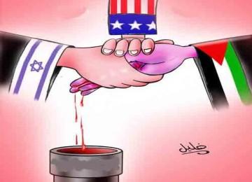 Ilustrasi: Perdamaian Israel Palestina