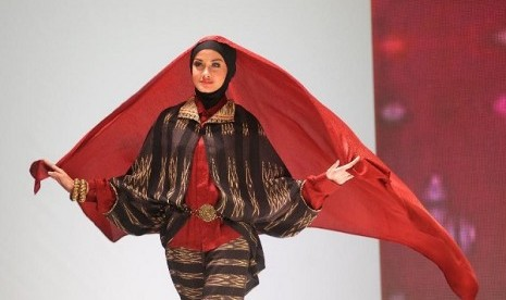 Aceh Gelar Islamic Fashion Parade