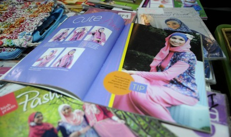 Indonesia is expected to become a hub for Muslim fashion. (illustration)