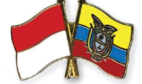 Indonesian president's visit to Ecuador is the first time since the two countries started biateral relationships in 1980. (illustration)