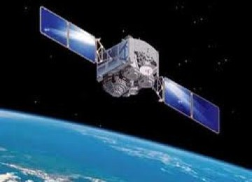 Indonesian satellite A2 makes into the orbit in the second semester of 2012. (illustration)