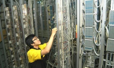 Infrastruktur Indosat