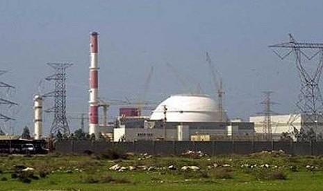 Instalasi Nuklir Iran